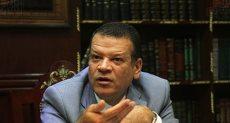 محمد عثمان نقيب محامى القاهرة السابق والمستشار القانوني للنادى الأهلى