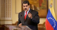 الرئيس الفنزويلى نيكولاس مادورو