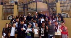 مستقبل وطن يستمر فى  تنظيم حملاته لتخفيض أسعار السلع بمدينة بدر
