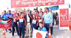 ماراثون مصر الدولى