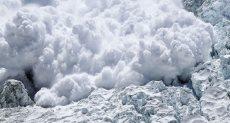 انهيار جليدى