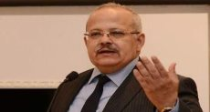 الدكتور محمد عثمان الخشت رئيس جامعة القاهرة