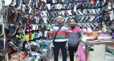 محل الأحذية
