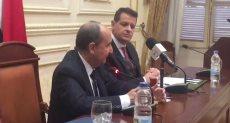 المهندس عمرو نصار، وزير الصناعة والتجارة،