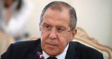وزير الخارجية سيرجى لافروف