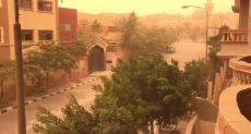 العاصفة الرملية