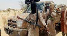 مقاتلو داعش-أرشيفية