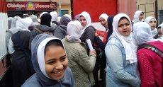 طلاب أولى ثانوى بكفر الشيخ