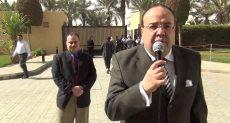 السفير المصرى لدى الخرطوم حسام عيسى