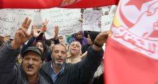 اتحاد الشغل التونسى يبدأ اضرابا عاما ضد عدم رفع الأجور