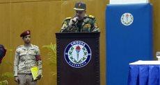 اللواء أحمد العزازى رئيس الشعبة الهندسية فى المنطقة الشمالية العسكرية
