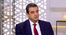 الدكتور محمد صلاح، رئيس جهاز شئون البيئة، المتحدث باسم وزارة البيئة،