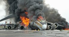 الطائرة الاثيوبية المنكوية