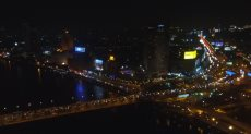القاهرة بتقنية كاميرا درون