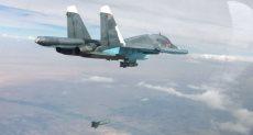 مقاتلة سوخوى الروسية 34
