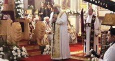 البابا تواضروس الثاني بابا الإسكندرية و بطريرك الكرازة المرقسية