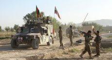 عمليات أمنية فى أفغانستان
