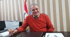 الدكتور تامر مرعى وكيل وزارة الصحة والسكان بالبحر الأحمر