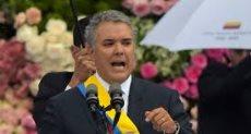 إيفان دوكي - الرئيس الكولومبي