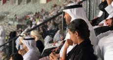 محمد بن زايد بين الجمهور