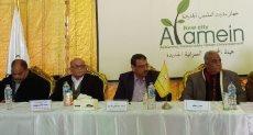 الدكتور هشام سعودى نقيب المهندسين بالإسكندرية