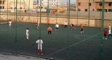 بكرة القدم.