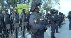 جانب من تضحيات الشرطة