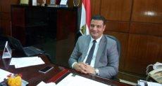 أيمن عبد الموجود المدير التنفيذى للمؤسسة القومية لتيسير أعمال الحج