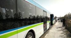 خدمات النقل الراعية لمعرض القاهرة الدولي للكتاب