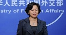 هوا تشون يينج - المتحدثة باسم الخارجية الصينية