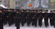 سان بطرسبرج تحتفل بالذكرى الخامسة والسبعين لحصار لينينغراد