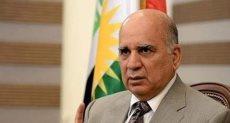 رئيس الوزراء العراقى فؤاد حسين