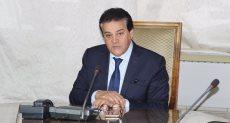 خالد عبد الغفار وزير التعليم والبحث العلمى