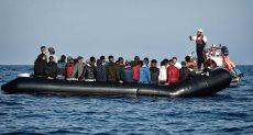 انقاذ مهاجرين- أرشيفية