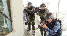 ختام فعاليات التدريب المشترك المصرى البحرينى (حمد - 3)