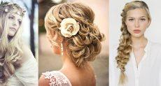 أفضل 10 قصات شعر لحفل الزفاف