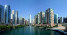 نهر شيكاغو