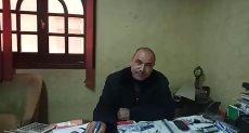 عبد الحميد محمد صاحب مشروع مطبعة بشبرا الخيمة