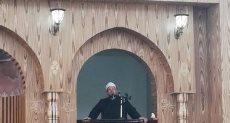 وزير الأوقاف يلقي خطبة الجمعة بمسجد الرحمن الرحيم