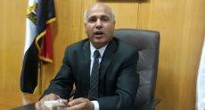 الدكتور عبدالناصر حميده وكيل وزارة الصحة بمحافظة بنى سويف