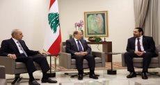 . الحكومة اللبنانية تعقد أولى جلساتها