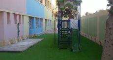 أعمال تطوير مدرسة العروبة