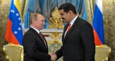 بوتين ومادورو