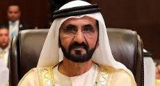 الشيخ محمد بن راشد نائب رئيس دولة الإمارات ورئيس مجلس الوزراء وحاكم دبى