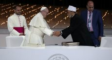 البابا فرانسيس,شيخ الازهر