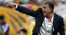 كارلوس كيروش المدرب السابق للمنتخب الإيراني لكرة القدم