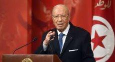 الرئيس التونسى الراحل السبسى