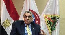 الدكتور مصطفى القاضى رئيس مجلس إدارة المستشفيات الجامعية