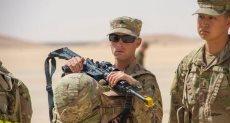 سلطنة عمان وأمريكا تنفذان التدريب العسكرى