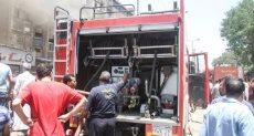 سيارات إطفاء- أرشيفية